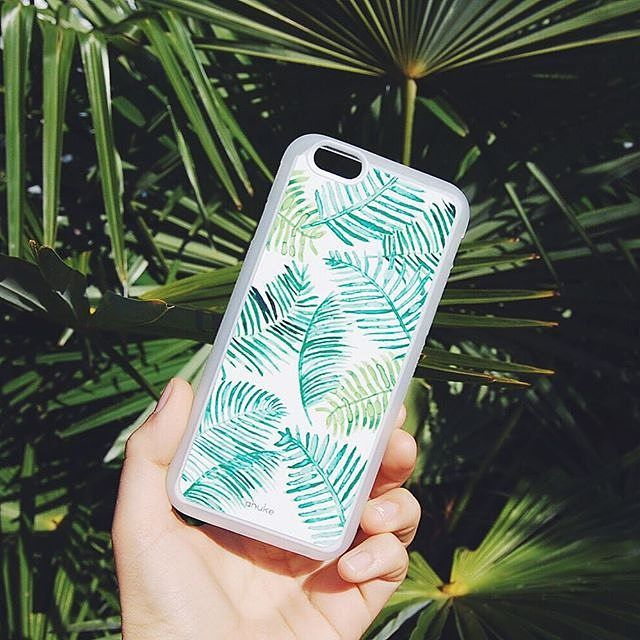 Palm Springs - iPhone and Samsung case #anukedesign #iphonecase #samsungcase #palmsprings