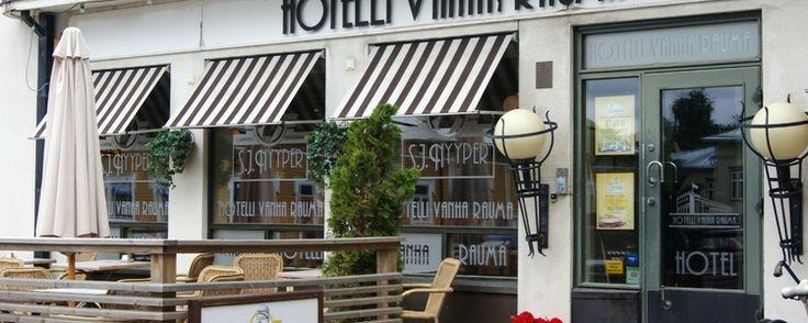 Hotelli Vanha Rauma - Rakastunut Raumaan -liike
