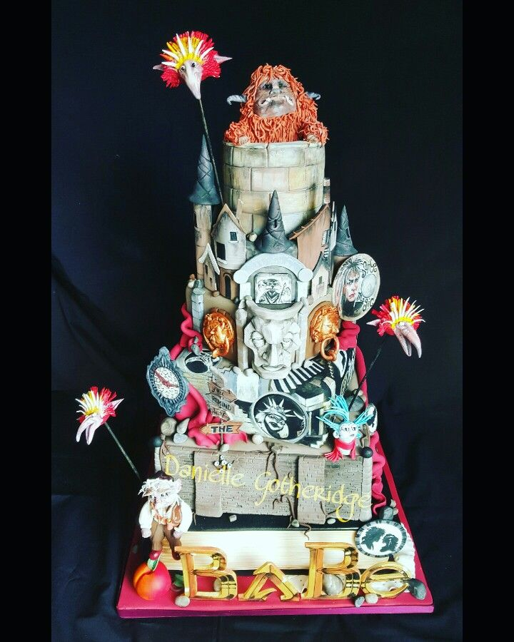Labyrinth Cake David Bowie Tribute All You Need Is