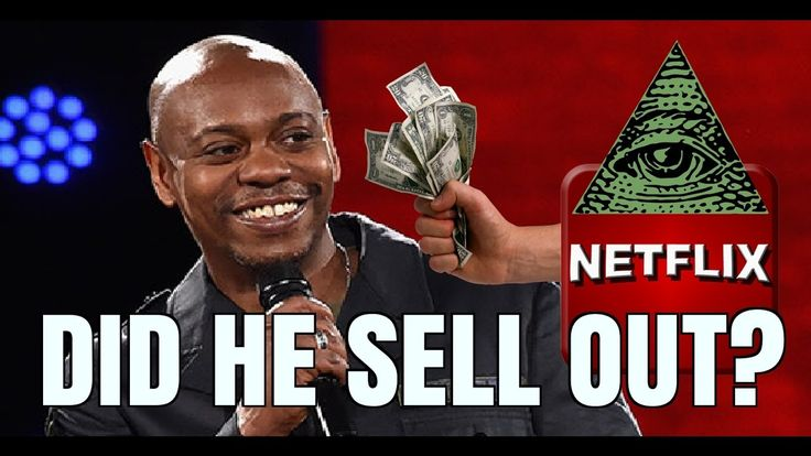 Did Netflix Dave Chappelle SELL OUT to The Illuminati ??? - YouTube