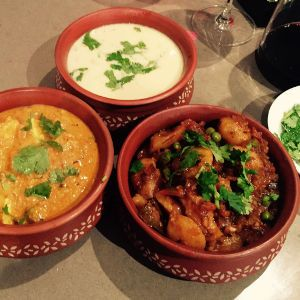 Modern Indian Dishes