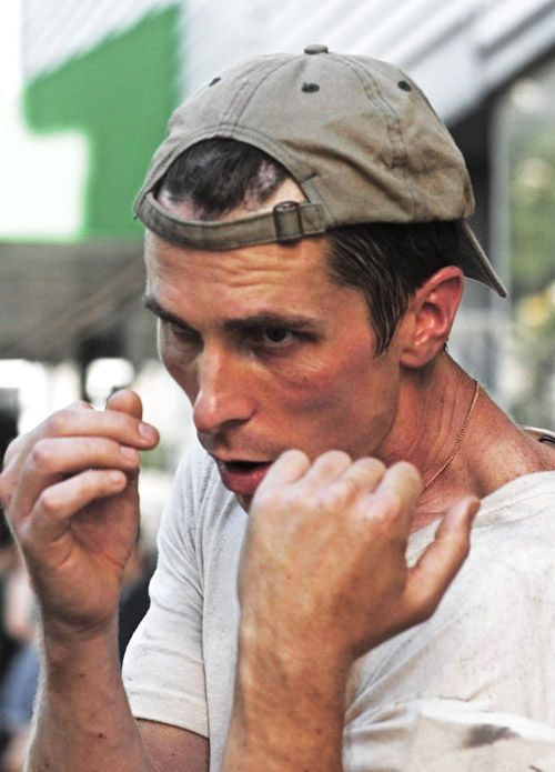 Christian Bale in The Fighter