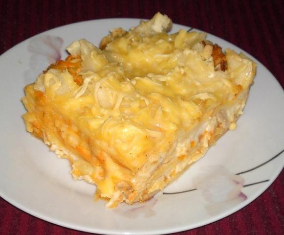 netradičné, ale veľmi chutné lasagne