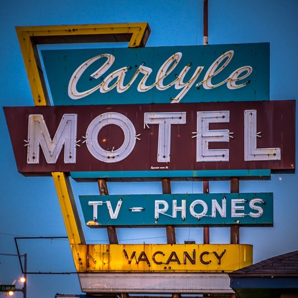 10+ Images About Motel Signs On Pinterest