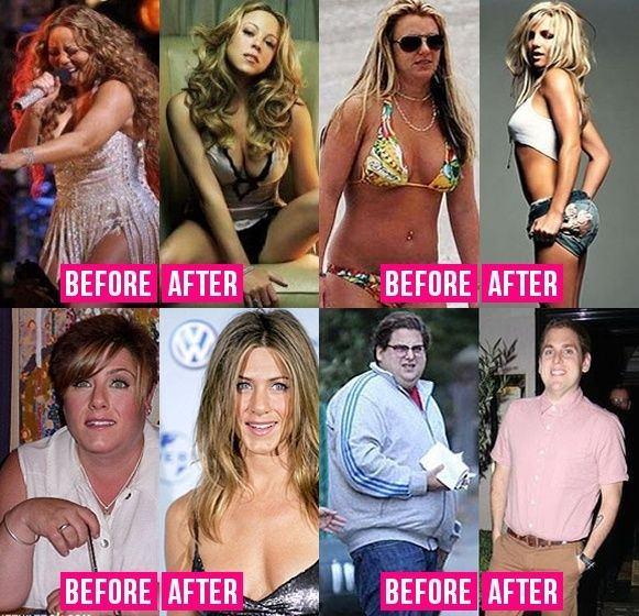 Shape Magazine - Celeb Diet Secrets