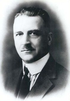 A. P. Giannini....Founder of Bank of Italy in 1904 which later became Bank of America.