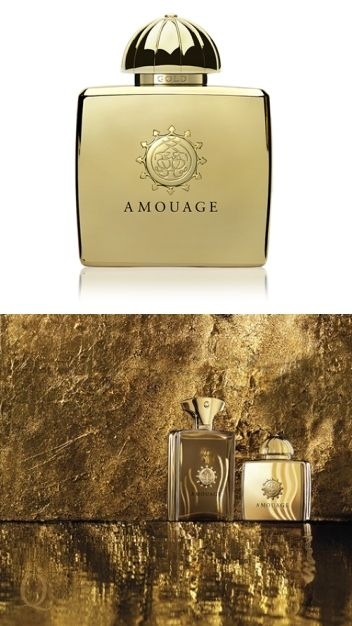 Amouage Gold for woman. 1983г. Гай Роберт Цветочный шипр. Шедевр