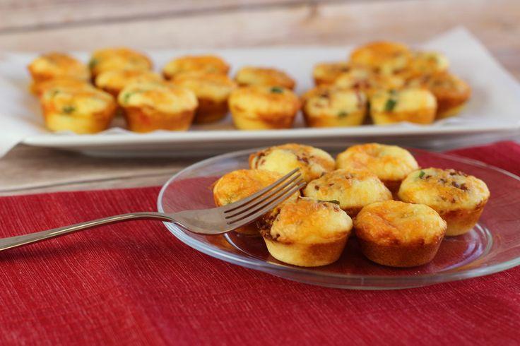 Muffin Tin Mini Quiches