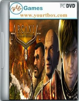 Arcania Fall Of Setarrif Game - FREE DOWNLOAD - Free Full Version PC Games and Softwares