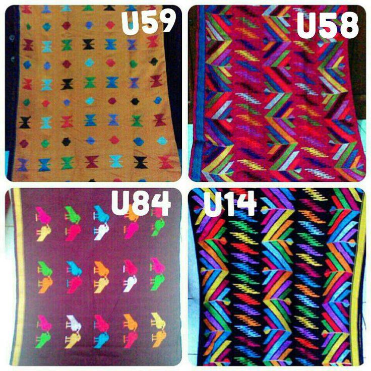 Tenun rang2 bima uk. 2m x 60cm, minat hub. Facebook: shop lombok, Instagram: tenun_dan_mutiara_sasak, watsap:  087865461834, pin BB: 7DAC95EC