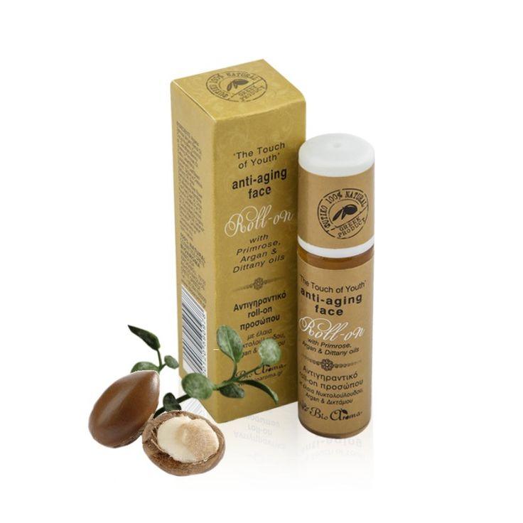 Το Elixir of Life σας προσφέρει ένα εξαιρετικής ποιότητας roll on προσώπου που δρα ενάντια στα σημάδια γήρανσης στο πρόσωπο και στα μάτια.