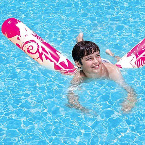 60 Fuchsia And White Inflatable Graffiti Art Stars Swimming Pool Noodle You Can Find More Details By Visiting The Swimming Pool Noodles Pool Graffiti Art