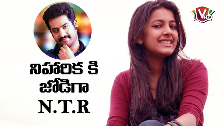Niharika Says I am Ready to Act with Jr NTR as Heroine