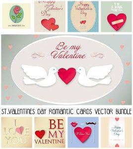BE MY VALENTINE ELEGANT CARD VECTOR - http://freepicvector.com/be-my-valentine-elegant-card-vector/