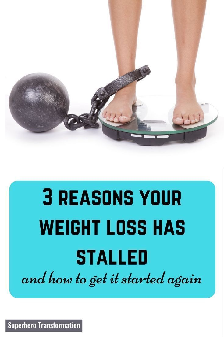 3 Reasons Your Weight-Loss Efforts Are Plateauing foto