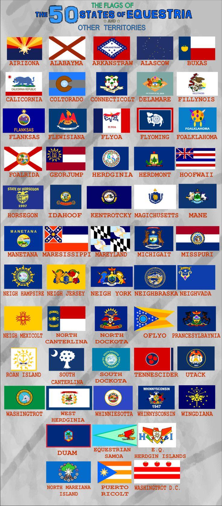 13 besten state flags Bilder auf Pinterest   50 staaten, Schulsachen ...