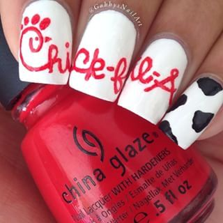 Chick-fil-A Nails
