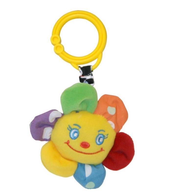 Jucarie plus cu vibratii, Flower, Lorelli Toys    Jucarie recomandata inca de la nastere.