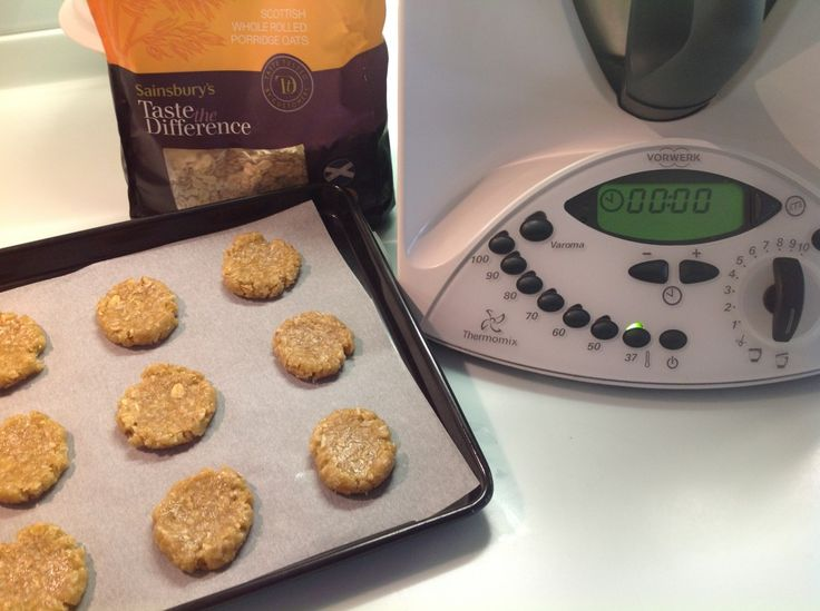 Thermomix uk - Anzac biscuits recipe