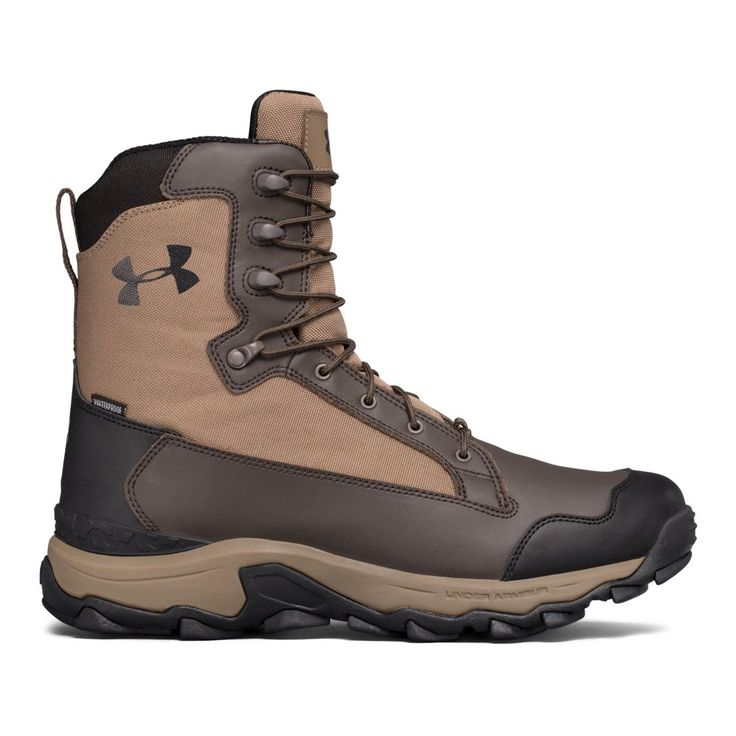Under Armour Men's UA Tanger Waterproof Hunting Boots