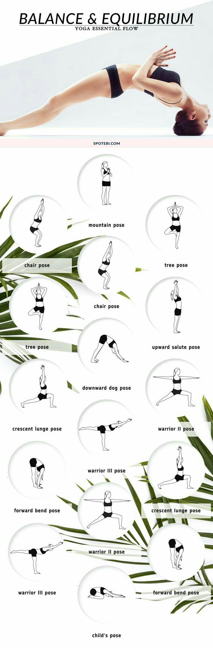 Balance & Equilibrium Yoga Sequence
