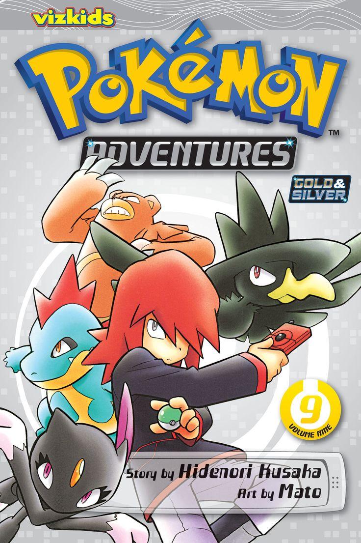 Pokémon Adventures: Volume 9  Pokémon Wiki  FANDOM