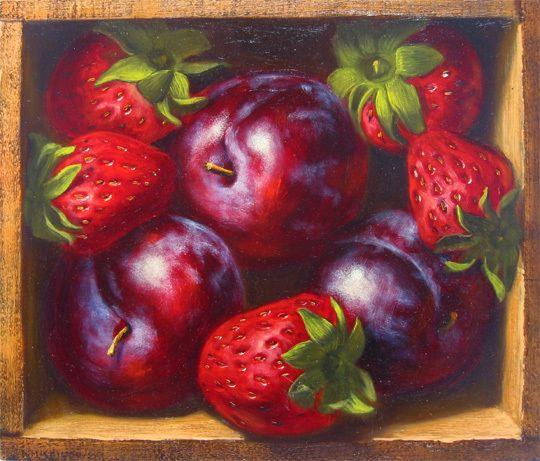 DENISE_MICKILOWSKI, OIL Painting