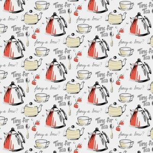 Tea for two  - Design Repeat