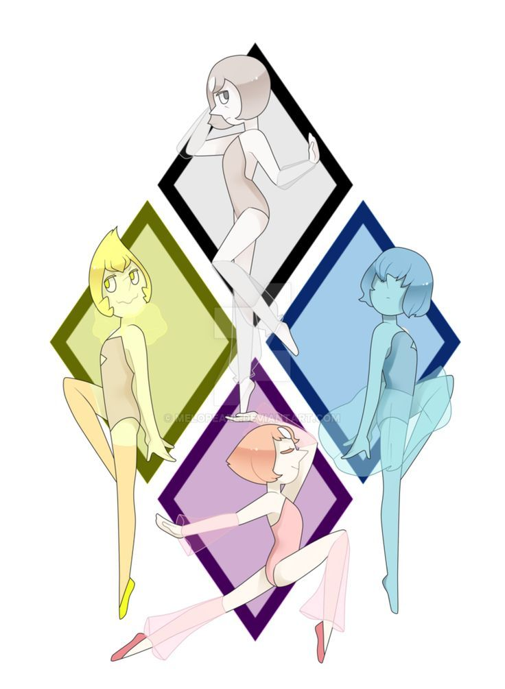 The Pearls By Melopearl On Deviantart What Does Pink