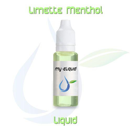 Limette Menthol Liquid | My-eLiquid E-Zigaretten Shop | München Sendling
