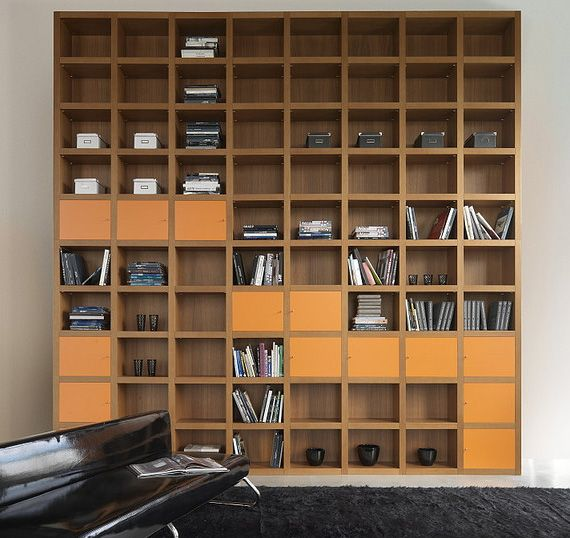 88 best images about Creative Bookshelf Designs on Pinterest