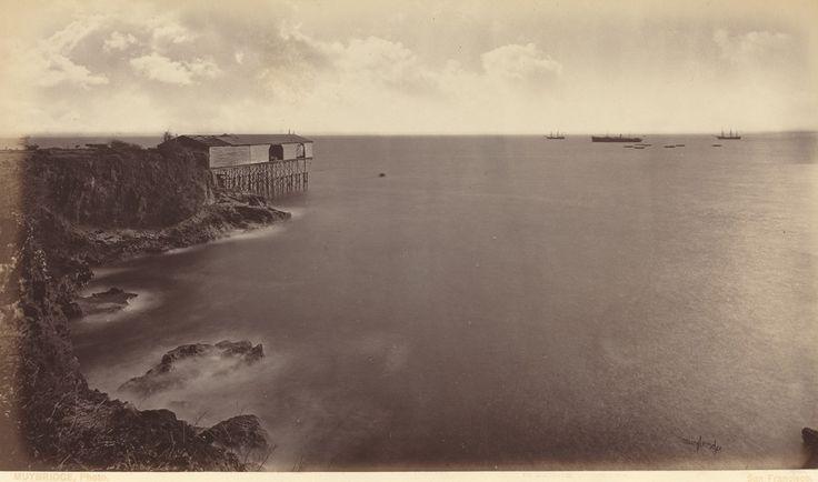 Eadweard Muybridge, 'Acajutla', 1877