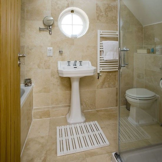 17 best ideas about attic shower on pinterest attic for Beautiful bathroom designs for small spaces