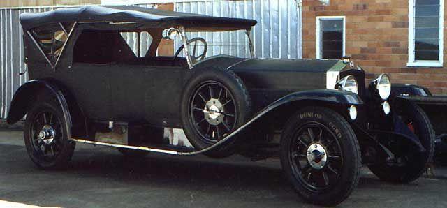 SPA Tipo 24