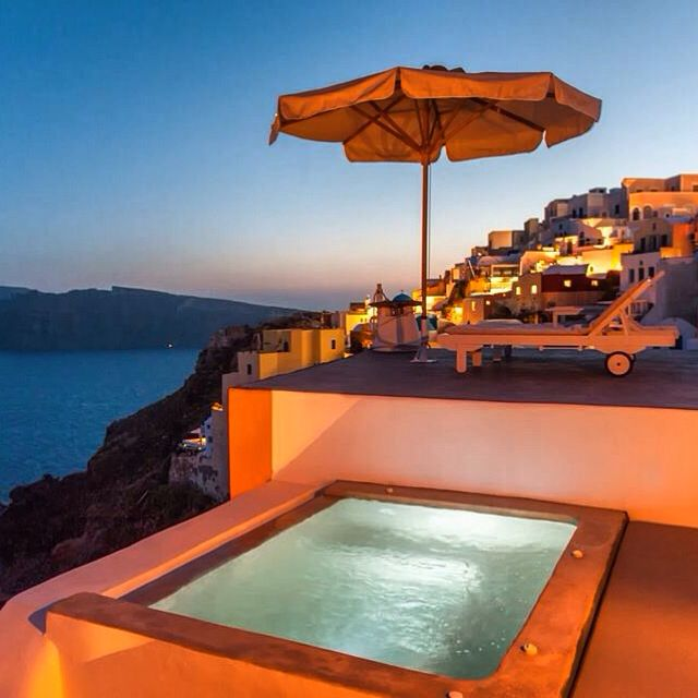 Chroma Suite | Oia, Santorini