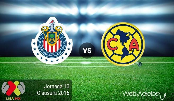 Chivas vs América, el clásico en el Clausura 2016 ¡En vivo por internet! - https://webadictos.com/2016/03/13/chivas-vs-america-clasico-clausura-2016/?utm_source=PN&utm_medium=Pinterest&utm_campaign=PN%2Bposts