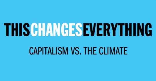 Naomi Klein: 'Our Economic Model Is at War with Life on Earth'