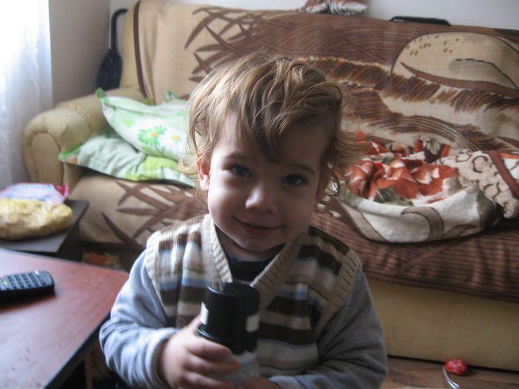 Luca ,un  baiat  ffff.   frumos!!!