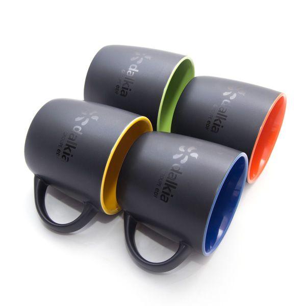 Mug Dalkia de diverses couleurs - Cadeaux promotionnels - Goodies