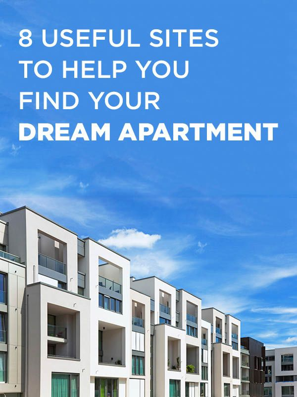 Take the stress out of apartment hunting with these useful sites and apps.