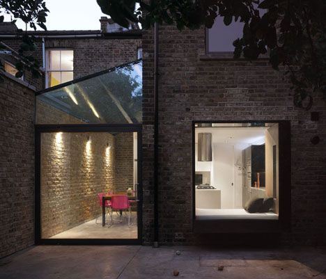 Mapledene Road Townhouse extension in Hackney, london by Platform 5 Architect