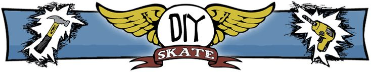 How to make a skateboard ramp, ledges and more