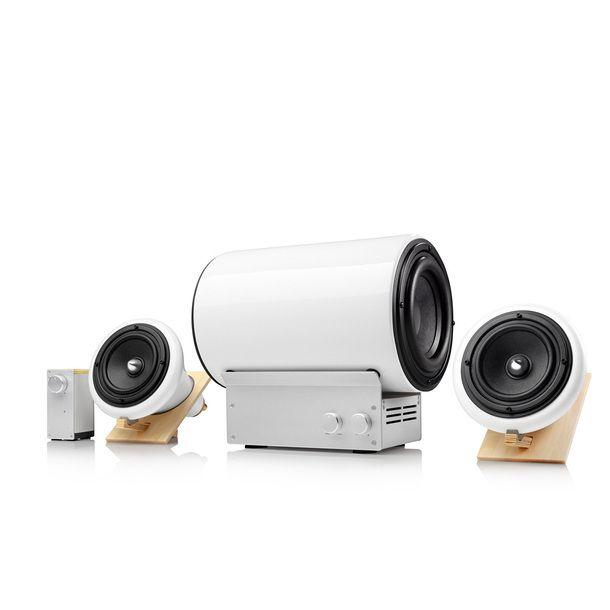 Ceramic Speaker System
