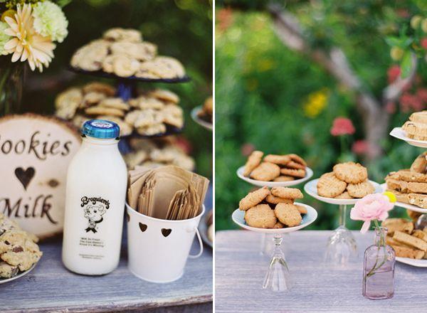 Milk Cookie Bar 3 Perfect For Elegant Bridal Showers Weddings
