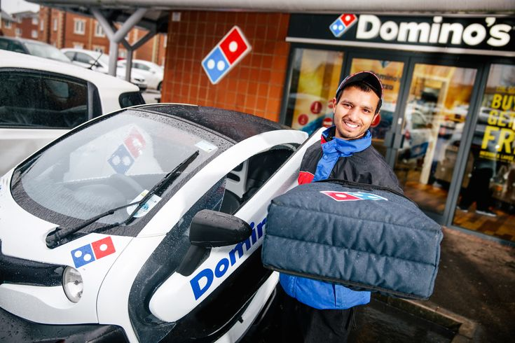 Domino - Tonuri de toate șoferi și Riders mopede