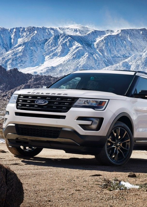 Ford Explorer XLT Sport Appearance Package for 2017