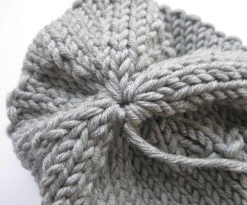 Mütze stricken (Helgrid von nadelyoga via Dawanda-Blog)
