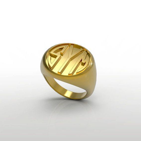 Best 25+ Initial rings ideas on Pinterest