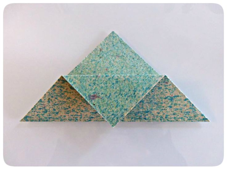how to make a tiny origami envelope