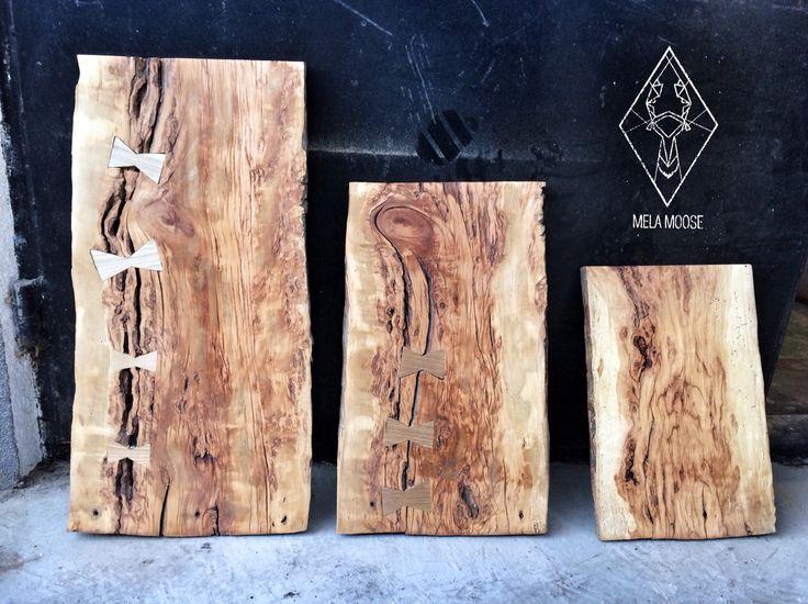 A series of unique serving boards made of Karelian birch. They keeps secrets of Polish Podlasie region, from where we brought them.   #melamoose #drewno #oldwood #birch #tree #handmade #rękodzieło #woodart #kitchen #accesories #servingboard #wood